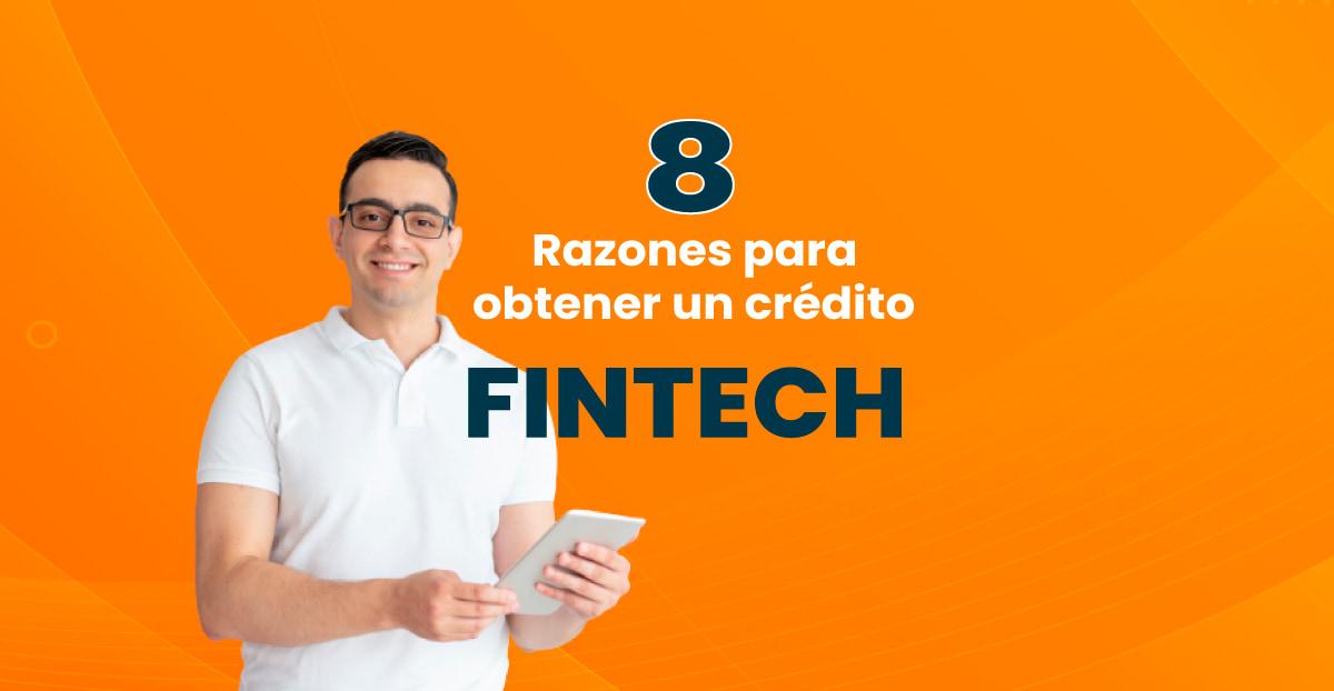 obtener un crédito Fintech