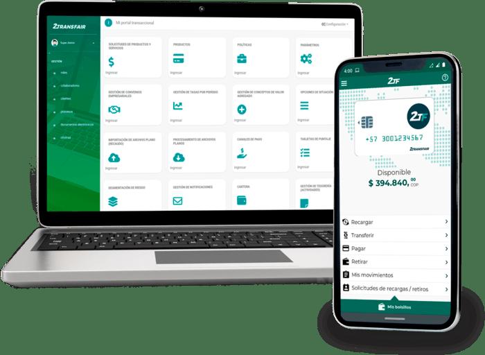 Plataforma de gestión de procesos