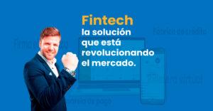 Somos una empresa Fintech